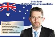 Những dấu mốc trong sự nghiệp của Chủ tịch Thượng viện Australia