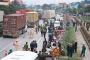 Hỗ trợ khẩn cấp các nạn nhân vụ tai nạn thương tâm tại Hải Dương