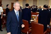 Cựu Chánh án Tòa án Tối cao Hàn Quốc bị bắt giữ vì bê bối lạm quyền