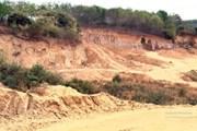 Kon Tum yêu cầu xử lý nghiêm hoạt động khai thác khoáng sản trái phép