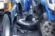 Tai nạn giao thông trên Quốc lộ 1A, một nữ du khách nước ngoài tử vong