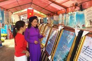 Thanh Hóa: Ngày thơ Việt Nam hướng về biên cương Tổ quốc