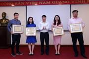 Thông tấn xã Việt Nam tổng kết công tác tổ chức Hội nghị OANA lần 44
