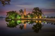 Những công trình tuyệt đẹp của thủ đô Hà Nội nghìn năm văn hiến
