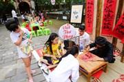 Rộn ràng phiên chợ ngày Tết dành cho trẻ em tại Đà Nẵng