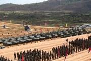 Tập trận thường niên Rồng vàng 2020 giữa Trung Quốc và Campuchia