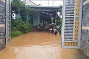 Bình Phước: Lũ bất ngờ tràn về, gây ngập nặng thành phố Đồng Xoài