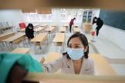Các trường học Hà Nội, Hưng Yên sẵn sàng đón học sinh trở lại trường