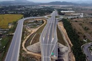 Cao tốc nối Thừa Thiên-Huế với Đà Nẵng sẵn sàng cho ngày thông xe