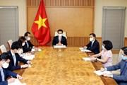 Phó Thủ tướng Vũ Đức Đam họp với Giám đốc WHO Tây Thái Bình Dương