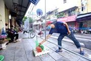 Chợ Hàng Bè nổi tiếng Hà Nội mở lại với diện mạo mới