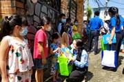 Trung Thu yêu thương cho trẻ em TP.HCM giữa đại dịch COVID-19