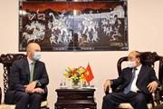 Các hoạt động của Chủ tịch nước Bên lề Phiên thảo luận chung ĐHĐ LHQ