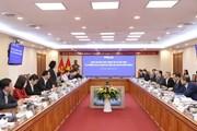 TTXVN làm việc với Trưởng các Cơ quan đại diện Việt Nam tại nước ngoài