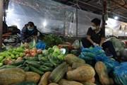 Hà Nội: Rau xanh tăng giá gấp 2 lần so với các tháng khác trong năm