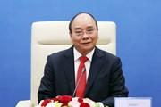 Chủ tịch nước tham dự Phiên thảo luận giữa LHQ và Liên minh châu Phi