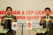 Khai mạc V-League 2014: Hà Nội T&T đụng Bình Dương