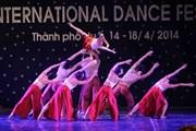 [Photo] Bế mạc và trao giải Liên hoan Múa quốc tế 2014