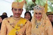 """Đám cưới xa hoa """"vô tiền khoáng hậu"""" của Hoàng tử Brunei"""