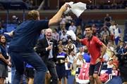 Novak Djokovic nhảy 'Gangnam Style' sau chiến thắng ở US Open