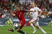 Hình ảnh Ronaldo phung phí cơ hội, Bồ Đào Nha vẫn vào bán kết