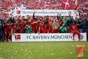 [Video] Hành trình lên đỉnh Bundesliga đầy kịch tính của Bayern