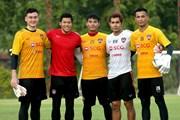 Đặng Văn Lâm sớm được 'so tài' với thủ môn số 1 Thái Lan