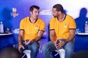 Rio Ferdinand, Figo cùng dàn sao giao lưu với người hâm mộ Việt Nam