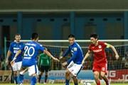 Cận cảnh Hoàng Anh Gia Lai thua đậm trước Than Quảng Ninh