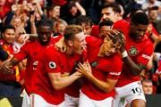 Manchester United 'hủy diệt' Chelsea tại thánh địa Old Trafford