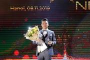 Quang Hải giành giải thưởng Cầu thủ hay nhất Đông Nam Á