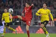 Cận cảnh Bayern vùi dập Dortmund ở trận cầu kinh điển nước Đức
