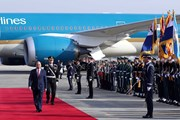 Thủ tướng Chính phủ Nguyễn Xuân Phúc thăm chính thức Hàn Quốc