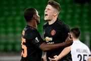 Hình ảnh đáng nhớ trong chiến thắng 5-0 của Manchester United