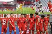 Cận cảnh Bayern Munich thắng hủy diệt Eintracht Frankfurt 5-2