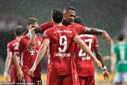 Hình ảnh đáng nhớ trong ngày Bayern Munich lên ngôi Bundesliga
