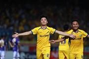 Cận cảnh Hà Nội FC thiếu Quang Hải, thua sát nút Sông Lam Nghệ An