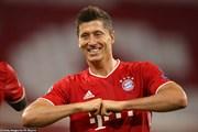 Cận cảnh Lewandowski tỏa sáng giúp Bayern thẳng tiến vào tứ kết