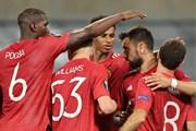 Cận cảnh M.U thắng nhọc giành vé vào bán kết Europa League