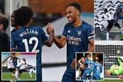 Cận cảnh Arsenal thắng đậm tân binh Fulham trong ngày mở màn