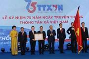 [Video] 75 năm TTXVN - Dòng thông tin chính thống không ngừng chảy