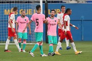 Messi lập cú đúp, Barca của Koeman thắng trận thứ 2 liên tiếp