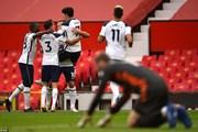 Cận cảnh Tottenham vùi dập Manchester United 6-1 tại Old Trafford