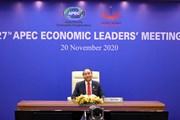 Thủ tướng Nguyễn Xuân Phúc dự Hội nghị Cấp cao APEC lần thứ 27