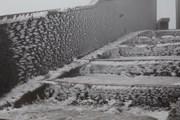 Cận cảnh băng tuyết xuất hiện trên khu vực đỉnh núi Mẫu Sơn