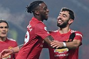 Cận cảnh Manchester United thắng tưng bừng 9-0 trước Southampton