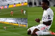 Hình ảnh đáng nhớ ở trận Real Madrid thắng đậm Liverpool