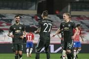 Cận cảnh M.U hạ Granada để đặt 1 chân vào bán kết Europa League