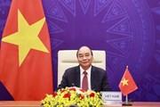 Chủ tịch nước dự phiên khai mạc Hội nghị Thượng đỉnh về Khí hậu