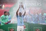 Cận cảnh Man City hạ Tottenham để đăng quang Cúp Liên đoàn Anh